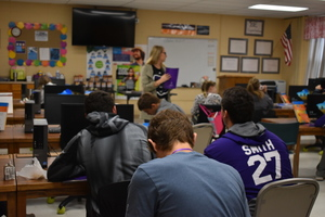 Seniors Learn about UCA