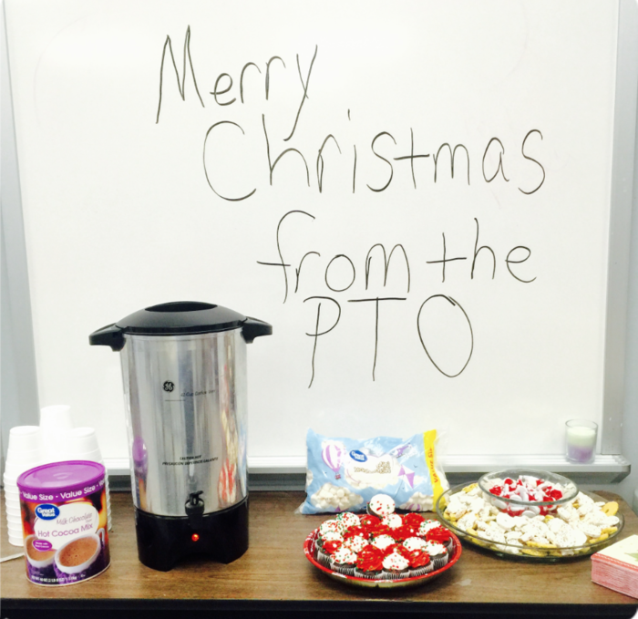 PTO Hot Chocolate