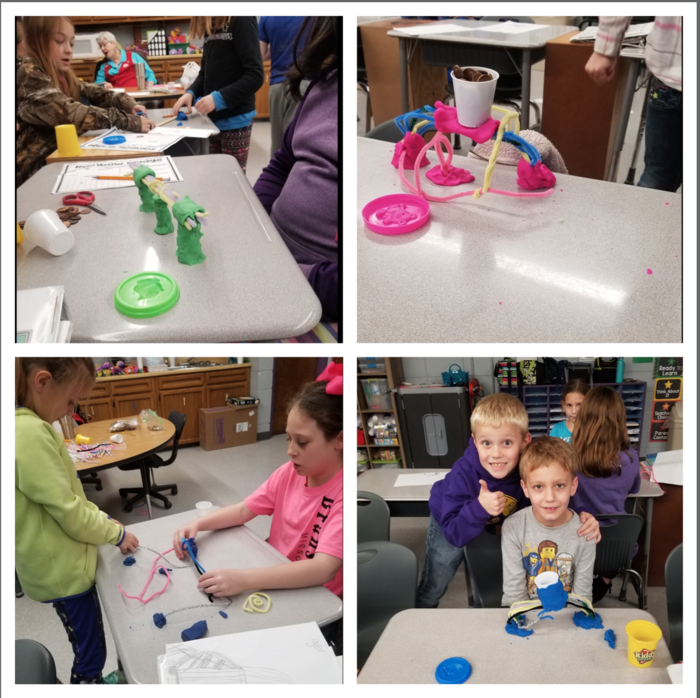 Mrs. Strain's Second Grade STEM